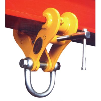 Superclamp S serial with swivel jaw