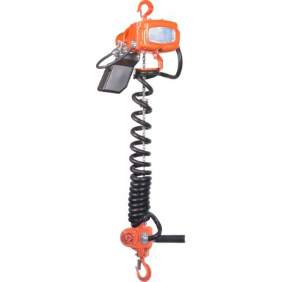 REMA Alpha ALHVDH 230V electric chain hoist