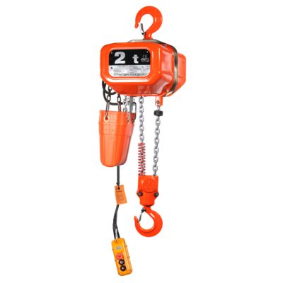 REMA FAH 400 V electric chain hoist 1 speed