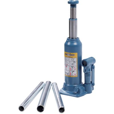 Weber A and AT hydraulic jacks