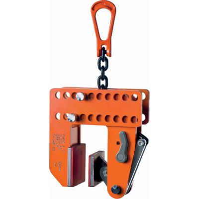 CNMA vertical non-marking lifting clamp