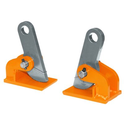CHTV horizontal lifting clamps with spring
