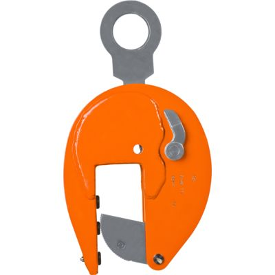 CBL bulb lifting clamp with extra large jaw opening