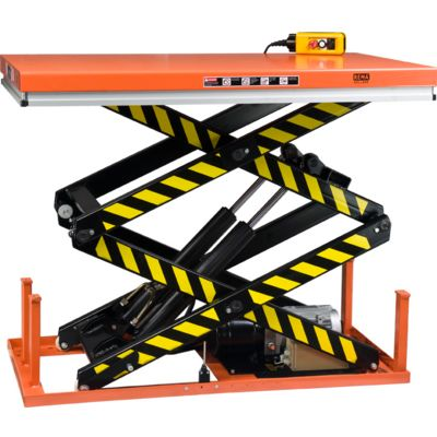 REMA HSD double scissor stationary lifting table