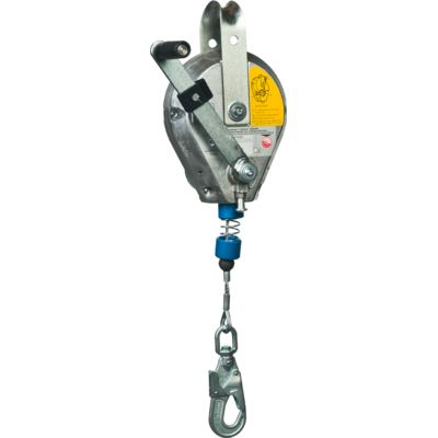 HRA Fall arrester with rescue winch