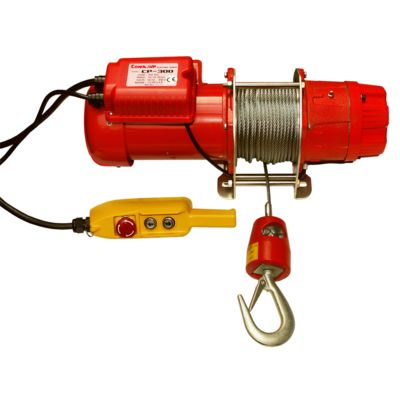 CP-T 400VAC lifting-/pulling winch